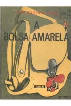 69d3f2a67 Livro: 4 Ventos a Bolsa Amarela - Lygia Bojunga Nunes | Estante Virtual