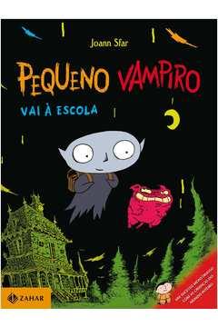 Pequeno Vampiro Vai À Escola