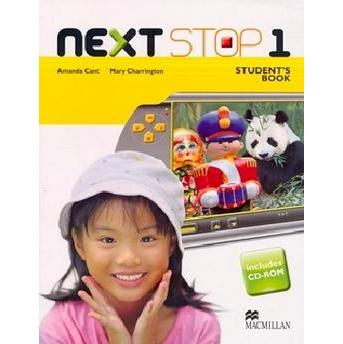 Next Stop 1 - Workbook e Students Book
