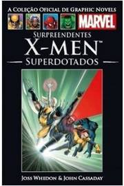 Os Surpreendentes X-men: Superdotados