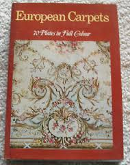 European Carpets - 70 Plates in Full Colour