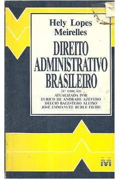 Meirelles Hely Lopez Direito Administrativo Brasileiro Pdf Download