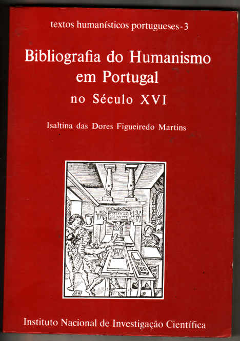 Bibliografia do Humanismo Em Portugal
