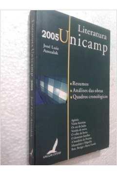 Literatura 2005 Unicamp