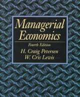 Managerial Economics 4th
