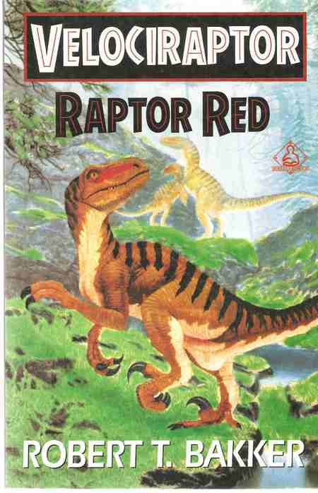 Velociraptor Raptor Red