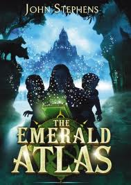 The Emerald Atlas the Books of Beginning