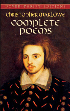 Complete Poems de Christopher Marlowe