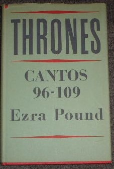 Thrones -cantos 96-109  1ª Ed.