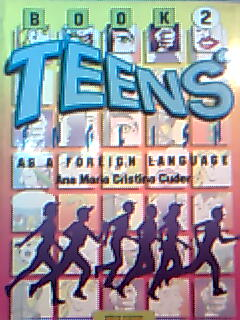 Teens Book 1 - as a Foreign Language