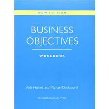 Business Objectives - Workbook - New Edition