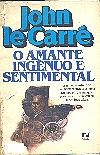 O Amante Ingênuo e Sentimental de John Le Carré pela Record