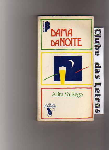 Dama da Noite de Alita Sá Rego pela Brasiliense (1985)