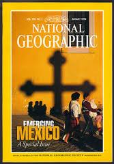 National Geographic Emerging Mexico - a Special Issue - August 1996