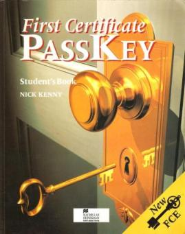 First Certificate Passkey Students Book