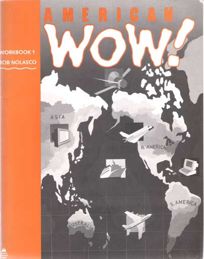 American Wow! - Student Book 1b.