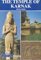 The Temple of Karnak - English Edition