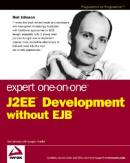 Espert One-on-one J2ee Development Without Ejb