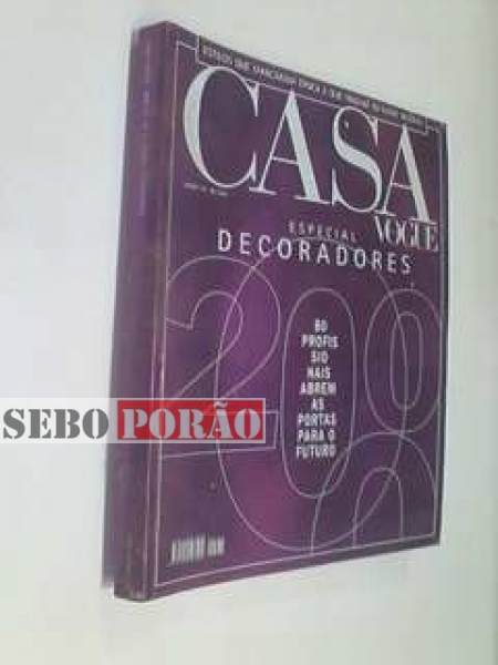Casa Vogue Brasil Especial Decoradores c03813611c