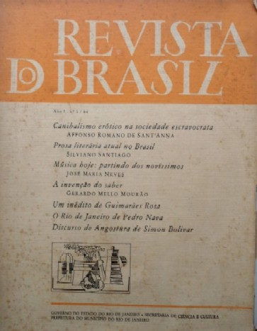 Revista do Brasil ? Ano I, no 1