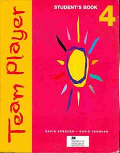 Team Player Students Book 4