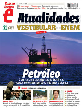 revista atualidades vestibular 2013