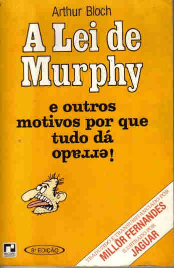 A Lei de Murphy