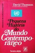 Pequena Historia do Mundo Contemporaneo