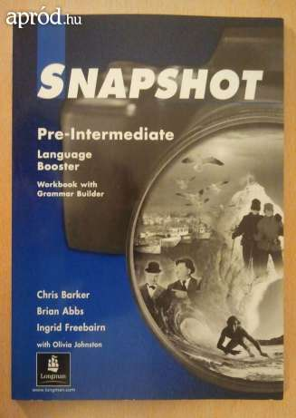 Snapshot Pre Intermediate Language Booster
