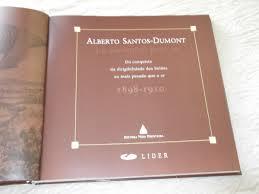 526f8c63ac0 Livro  Alberto Santos Dumont Eu Naveguei pelo Ar - Joao Luiz Musa ...