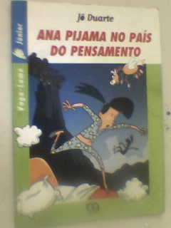 Ana Pijama no País do Pensamento