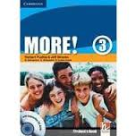 More! 3 - Students Book Acompanha Cd
