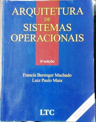 DE FRANCIS BAIXAR LIVRO SISTEMAS BERENGER OPERACIONAIS ARQUITETURA