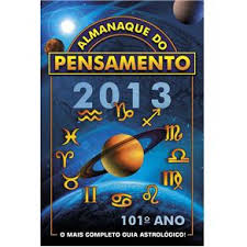 Almanaque do Pensamento 2013