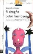 El Dragon Color Frambuesa