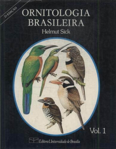 Ornitologia Brasileira