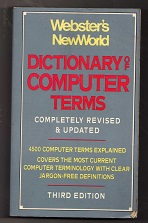 Dictionary of Computer Terms - Third Edition