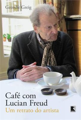 Cafe Com Lucian Freud um Retrato do Artista