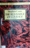 Livro the Red Badge of Courage