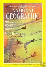 National Geographic   North Woods Journal
