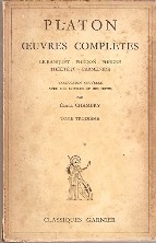 Oeuvres Completes Tome Troisième