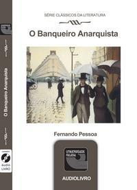 O Banqueiro Anarquista- Audiolivro Cd Mp3