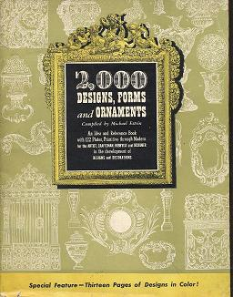 2000 Designs, Forms and Ornaments
