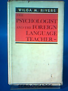 The Psychologist and the Foreign-language Teacher
