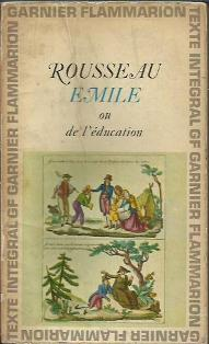 Emile Ou de Leducation