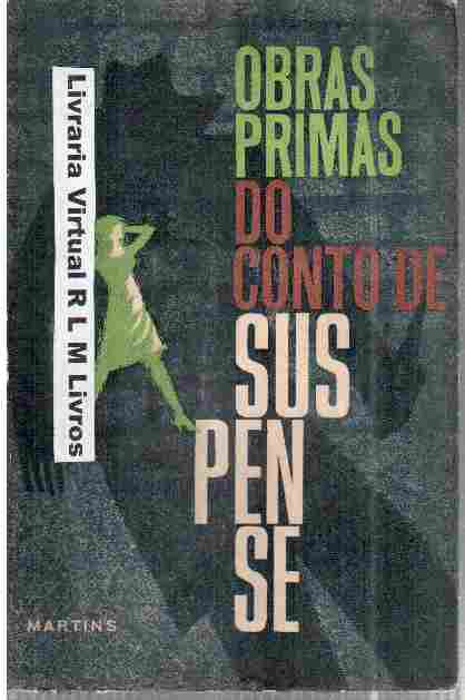 Obras Primas do Conto de Suspense