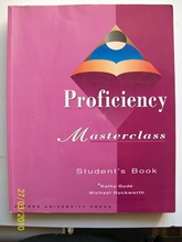Proficiency Masterclass Students Book