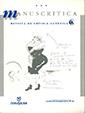 Manuscrítica: Revista de Crítica Genética 6