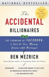 The Accidental Billionaires - The Founding of Facebook