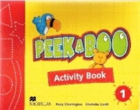 Peekaboo - Activity Book Vol. 1